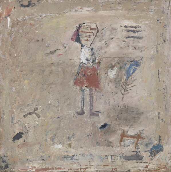 Untitled, 1977, Mixed media, 45x45cm