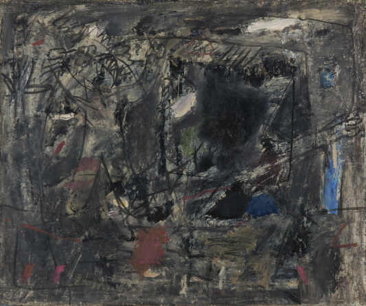 Untitled, 1977, Mixed media, 37.5x45.5cm