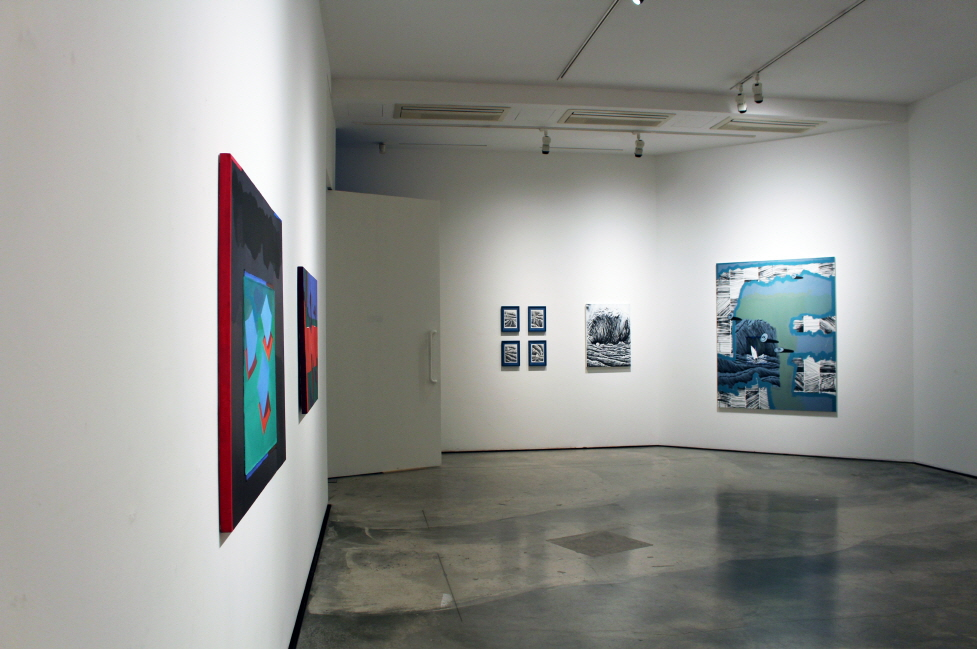 Installation view_Space 2_B1