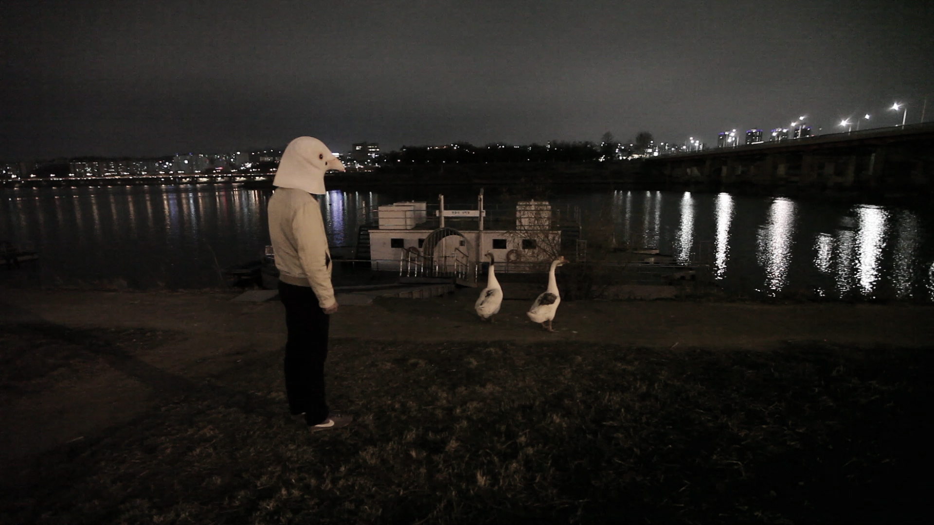 Han River, 2014, Full HD, 4min 26sec