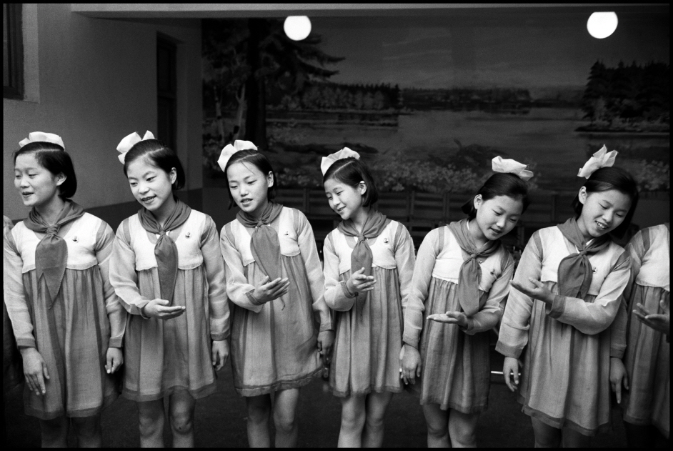 Pyongyang, NORTH KOREA, 1978, Platinum print, 14x20 15/16 inches