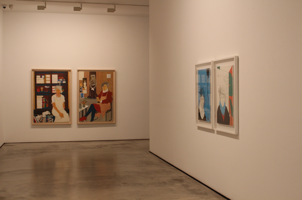 Installation view_Space 2_F1