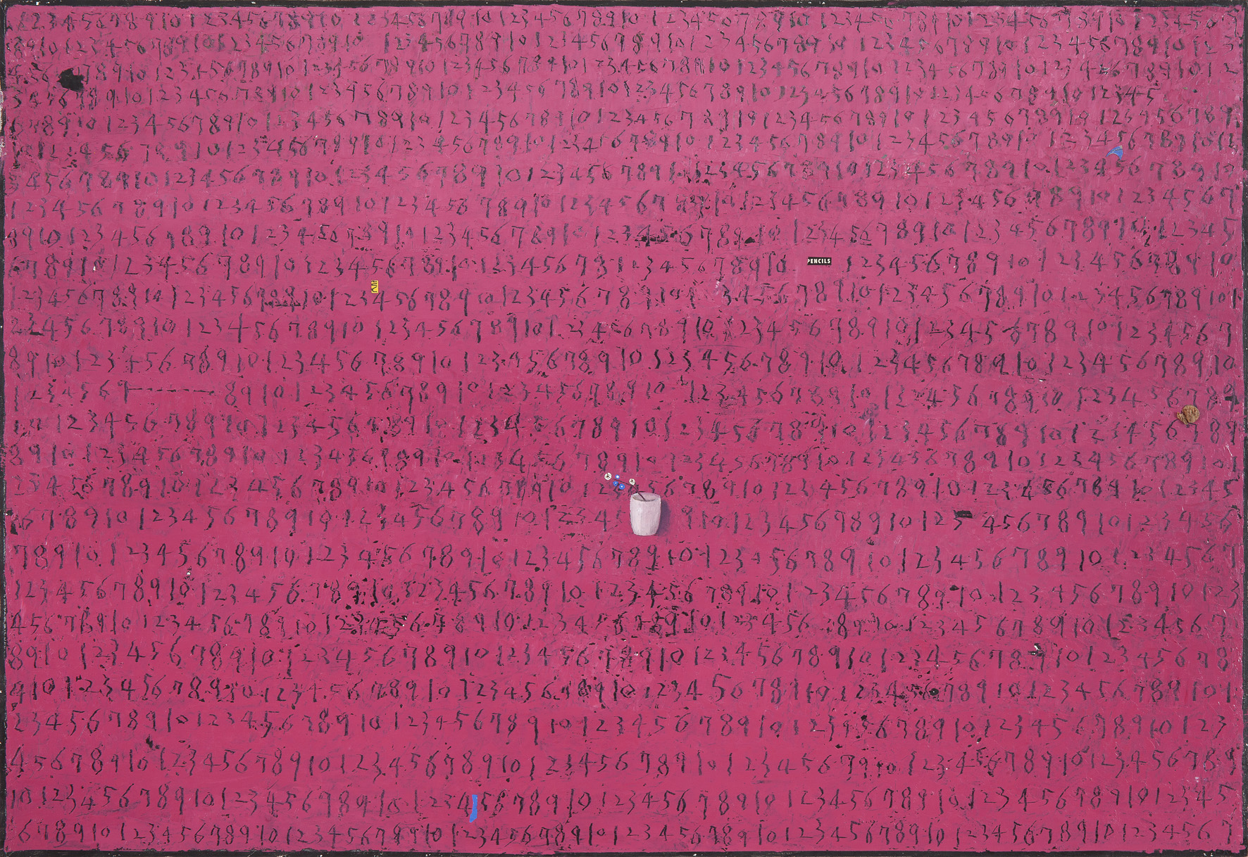 Untitled, 2013, Mixed Media, 112x163cm