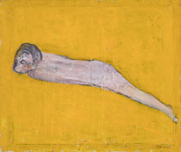Untitled, 1992, Mixed media, 38x45.5cm