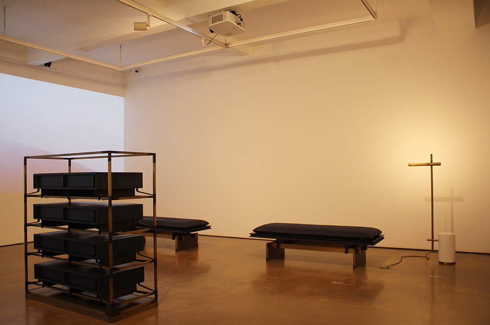 KIM PAIK SUN_installation view