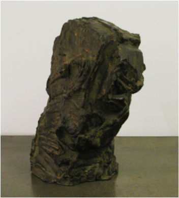 Untitled(16), 1999, Bronze, 37×21×21cm