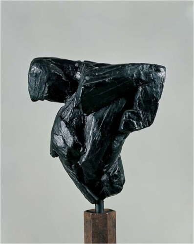 Untitled, Bronze, 21.5×19.5x13cm (ed.3/6)
