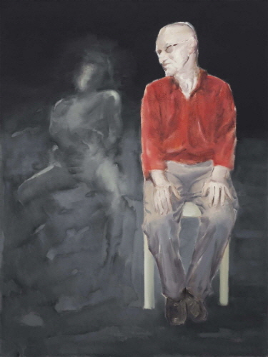 No.6,  2013-2014,  Oil on canvas,  200x150cm