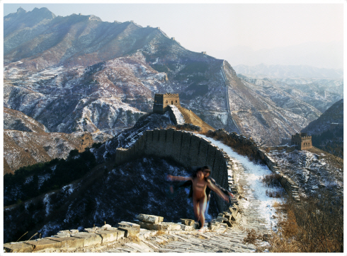 Great Wall, 2004, C-print, 74x100cm