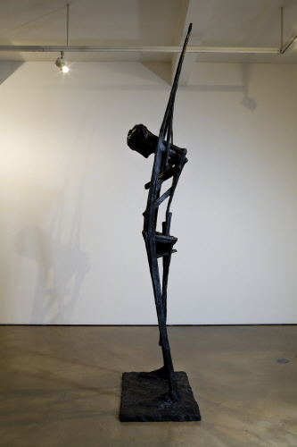 Untitled, 2013, Bronze, 316x92x62cm