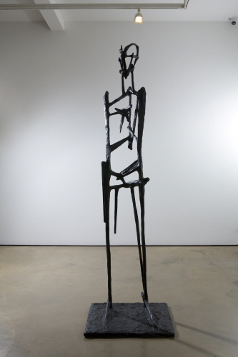 Untitled, 2012, Bronze, 250x75x60cm