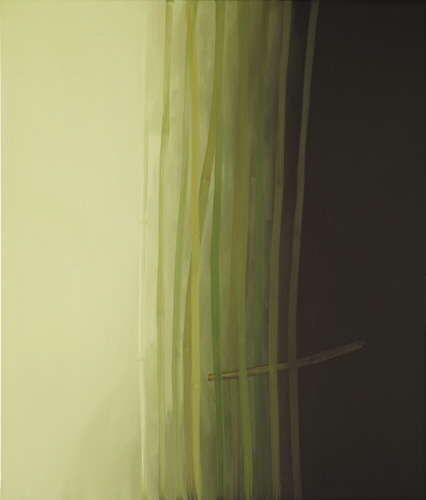 12brushstrokes,2013,Tempera on canvas,200x170cm