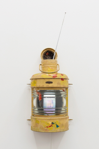 Lamp,1994,Mixed Media,50x25x33cm